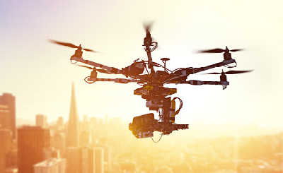 Time Magazine's Lev Grossman says 76 countries are either developing drones or shopping for them and fully one-third of the US Air Force aircraft fleet is now unmanned. One thing's for sure... the drone market is just starting to heat up. Universities are getting into the game, offering degree programs in unmanned aircraft systems for pilots, sensor operators, and drone mechanics.