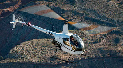 Getting your private helicopter license is an achievement that you should be very proud of – you worked hard for it and put aside part of your life to pursue this dream. You'll never have more fun flying than during your helicopter training. Make the most of it!